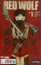Red Wolf Vol. 2 (2016-Present) #1