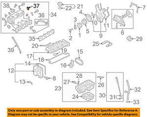 Kia 15734 35000 Engine Expansion Plug/Expansion Plug