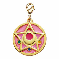 Sailor Moon Stained Glass Charm Gashapon - Crystal Star
