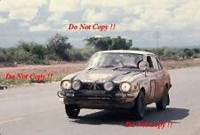 Andrew Cowan Mitsubishi Colt Lancer Safari Rally 1976 Photograph 1