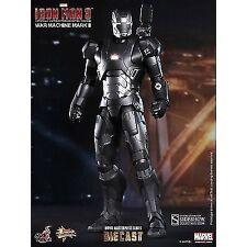 Hot Toys 1/6 Marvel Iron Man 3 Mms198d03 Diecast War Machine Mk2 Mark II Figure