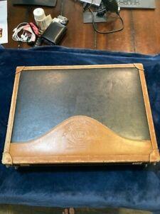 Ghurka Marley Hodgson Limited Edition Leather Briefcase-Vintage