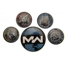 Call Of Duty Modern Warfare Button Badge Set Official Merchandise