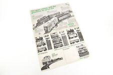 Lot 180501 Ernst Paul Lehmann LGB Faltblatt des Sortiments 1973-74 der Großspur