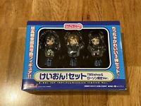 NENDOROID PETIT K-ON! KON Figure Set TBSishop & Lawson Limited Ver. Japan Figure