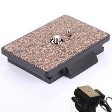 QR Quick Release Plate For Velbon PH368 Tripod C600 VCT-870RM VCT-880RM 880 870