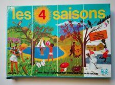 Jeu loto *Les 4 saisons* Nathan - Jeu éducatif