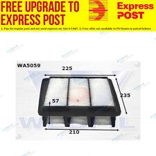 Wesfil Air Filter WA5059 fits Hyundai Sonata 3.3 (NF)