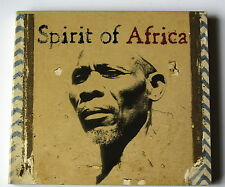 SPIRIT OF AFRICA  ............... DIGIPACK  2 CD