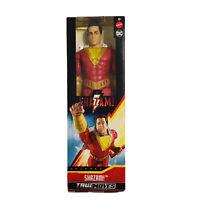 "DC Comics Shazam True Moves 12"" Inch Scale Action Figure Shazam Movie Mattel New"
