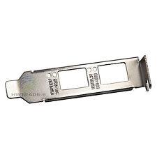 Dual Port Low Profile Bracket for Intel X520-DA2,X520-SR2,E10G42BTDA Original