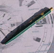 ROLEX penna Caran D'ache verde ORIGINALE NUOVA x collezionisti