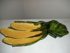 Vintage Metlox Poppytrail Corn chip 'n dip dish