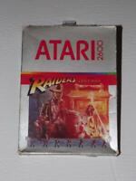 ATARI 2600 VINTAGE 1982 BRAND NEW RAIDERS OF THE LOST ARK VIDEO GAME!