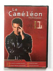 INTEGRALE 30 DVD LE CAMELEON (THE PREDENTER) BONUS POLYGRAM JAROD PARKER SYDNEY