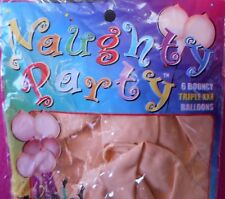 NEW Naughty Party Boobie Balloons