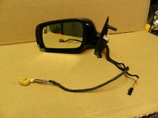 2004-2006 VOLKSWAGEN PHAETON POWER DOOR MIRROR drivers side 2 plugs 14 wires