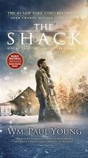 THE SHACK - WM. PAUL YOUNG - MASS MARKET PAPERBACK  - MOVIE TIE IN  -  2016