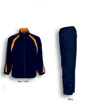 New Kids Girls Boys Tracksuit Jacket & Pants Causal Sports Outfits Wear Trousers