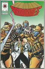 Armorines #1 : Vintage comic book from June 1994