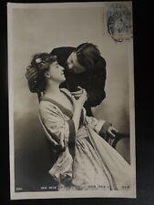 French Risqua Romance: MA MIE GEORGETTE - NON PAS LA ! Pub by S.I.P. c1904