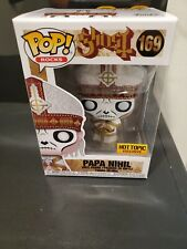 Funko POP Papa Nihil Ghost HT Exclusive Rocks Vinyl Figure #169