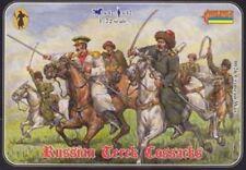 Soldatini 1/72 CRIMEAN RUSSIAN MOUNTED TEREK COSSACK - STRELETS 026
