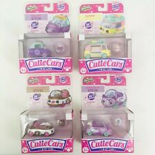 Cutie Cars Series 2 Lot Of 4 NIB Colorful Children's Toys