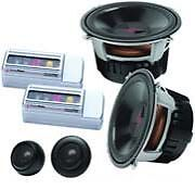 """Precision Power PC525S 5.25""""  2 Way Component  Speakers"""