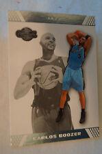NBA CARD - Topps - Co-Signers Series - Carlos Boozer - Jazz