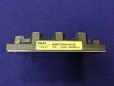 New Fuji 6Mbp75Ra120 6Mbp75Ra-120 Fuji Module Igbt 6Mbp75Ra120-05 (75A - 1200V)