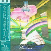 TAI PHONG - WINDOWS 2007 JAPAN MINI LP CD