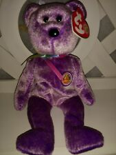 TY Beanie Baby ~ DREAMER (3-03) (BOTM) Bear ~ NWT Retired with PE Pellets