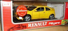 Anson Renault Mégane Coupé. Schaal 1/18. New. No.30376. Boxed.