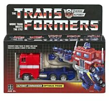 Transformers Optimus Prime G1 Walmart Exclusive Autobots Reissue SEALED