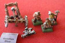 Games Workshop Warhammer Dwarf Stone Thrower Dwarves Metal Figures Rock Lobber