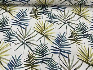 Topanga Oasis Digitally Printed Fabric By Prestigious Textiles