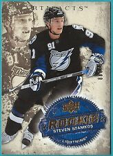2008-09 Artifacts Rookie card # 274 of Steven Stamkos