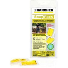 Karcher Concentrated Degreaser SoapPacs for Pressure Washers, 12pc (9.558-113.0)