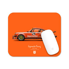 Porsche Turbo RSR Type 934 Jägermeister illustration Mouse Pad