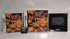 Jeu Nintendo DS One Piece Gigant Battle - PAL fr - Complet - Très bon état