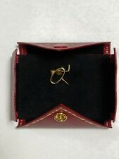 AUTHENTIC CARTIER Watch BAIGNOIRE PANTHER Time Adjustment PIN 18k Yellow Gold