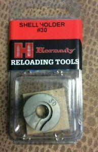 Hornady #30 Shell Holder 390570 44 Special 44 Magnum mag 6.5 8mm