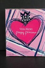 VERA WANG Women's Fragance Preppy Princess 3.4 FL OZ Eau de Toilette Spray NIP