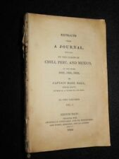 Disbound South American Antiquarian & Collectable Books in English
