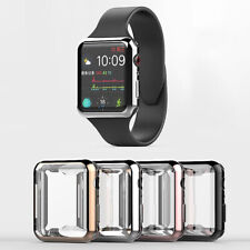 For Apple Watch Series 3/4 Full Protective Hard Case Screen Protector Cover ZS