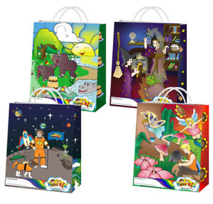 STAR PACK CHILDRENS ACTIVITY PACKS - KIDS BIRTHDAY PARTY EVENT BAGS (Qty: 400)