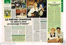 Coupure de presse Clipping 1993 (1 page 1/2) Bruno Petit Pretre Chanteur