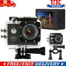 1080P SJ4000  Waterproof Sports Camera Action Mini DV Video Helmet DVR Cam UK