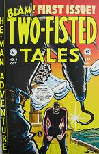 Two-Fisted Tales EC No. 1 Copper Age Comic 1992 VF Russ Cochran Reprint